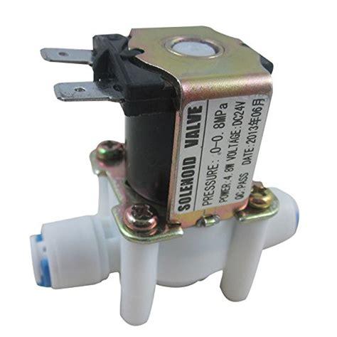 Solenoid Osmosis 24v 1 digiten 24v 1 4 inlet feed water solenoid valve for ro