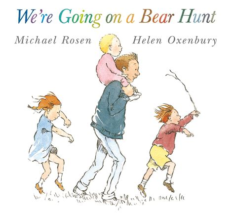 were going on a creativity education for children we re going on a bear hunt