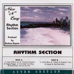 Rythm Section by Rhythm Section N Easy Waxidermy