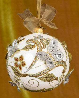 round decorated xmas ball at neimen 240 best butterflies dragonflies on balls images on balls