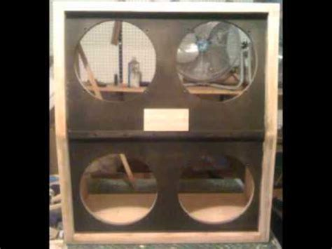 How To Build A Guitar Cabinet 4x12 by Diy Custom Angled 4 X 12 Guitar Cab Build