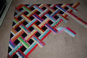 scraps and threadtales basket weave quilt lessons