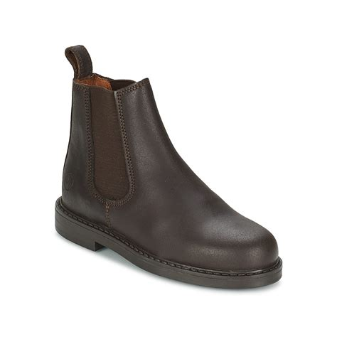 aigle boots for aigle shoes ankle boots boots shetland brown