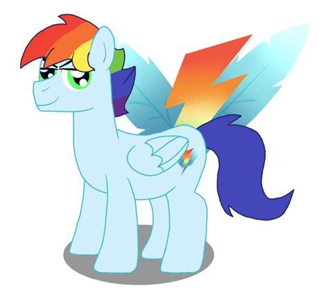 Thunder Rainbow rainbow thunder by pandalove93 on deviantart