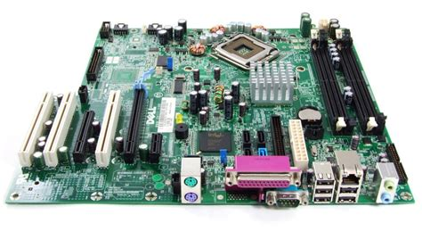 sockel 775 board dell 0dn075 mainboard system board socket sockel 775