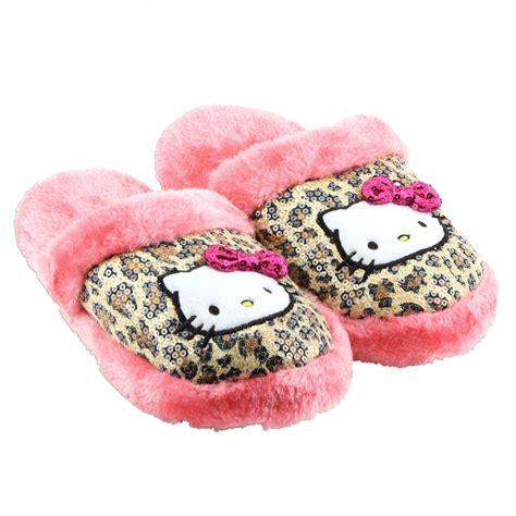 hello plush slippers wholesale children s clothing hello plush