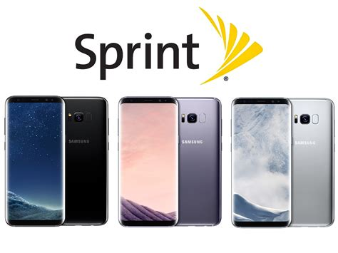 Sprint Plans sprint has some great galaxy s8 and s8 deals gadgetnutz