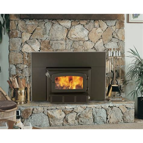 masonry fireplace insert 1000 ideas about high efficiency wood stove on