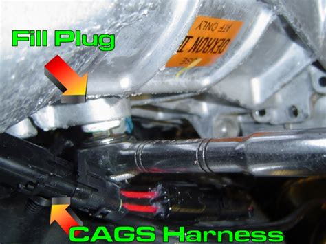 Cadillac Cts Change by Transmission Fluid Change Cadillac Cts V
