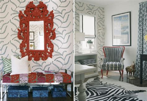 preppy home decor or by patterns mixing patterns