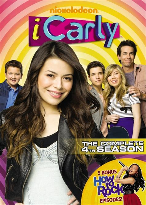 I Win Sweepstakes Icarly - icarly the complete 4th season dvd review contest corner the best giveaways on the