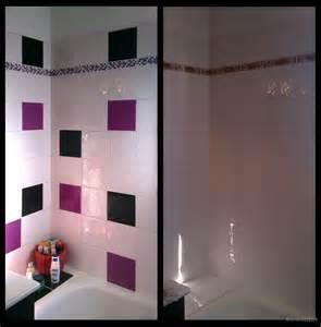 Superbe Salle De Bain Vert Anis #1: carrelage-salle-de-bain-vert-anis.jpg