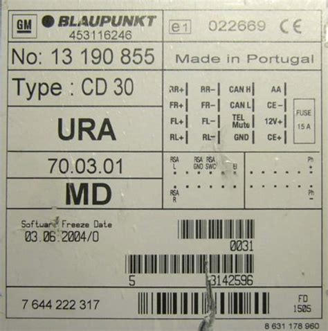 blaupunkt cd30 mp3 wiring diagram 33 wiring diagram