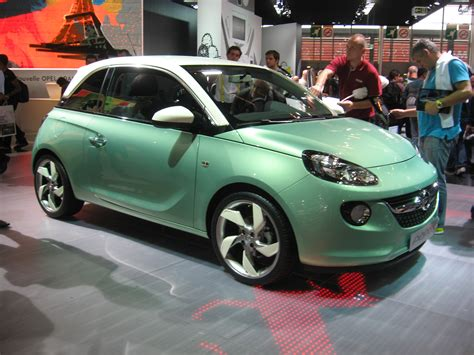 opel green file opel adam green front jpg wikipedia