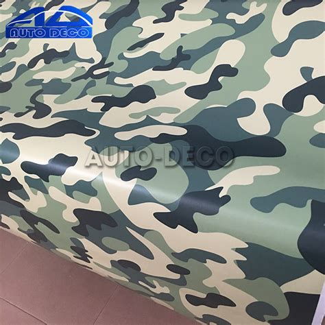 Sticker Camo Lakban Camo Camo Camouflage army green snow camouflage vinyl wrap for roof motocycle skateboard decal camo