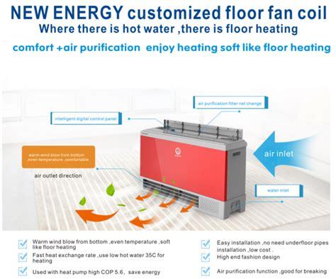 fan coil unit price home appliances floor standing floor slim