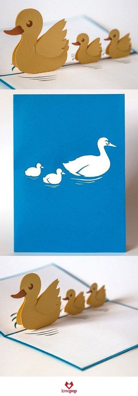 Boston Ducks Card Template by Best 25 Easy Origami Animals Ideas On Diy
