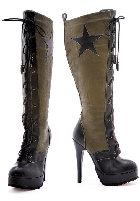 army boots for womens boots