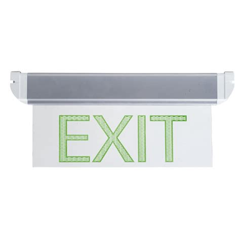 Lu Emergency Exit Led atra emergency light led 3115 exit