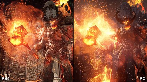 playstation 4 vs pc which is right for you unreal engine 4 elemental playstation 4 vs pc