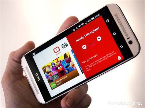 video for kids youtube google launches new youtube app for kids android central
