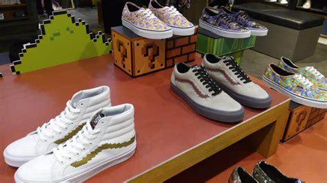 Harga Vans Di Store Resmi vans gandeng nintendo hadirkan lini produk fashion
