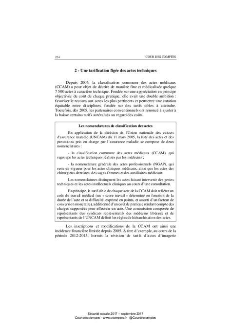 Rapport de la Cour des comptes sur les IRM en France