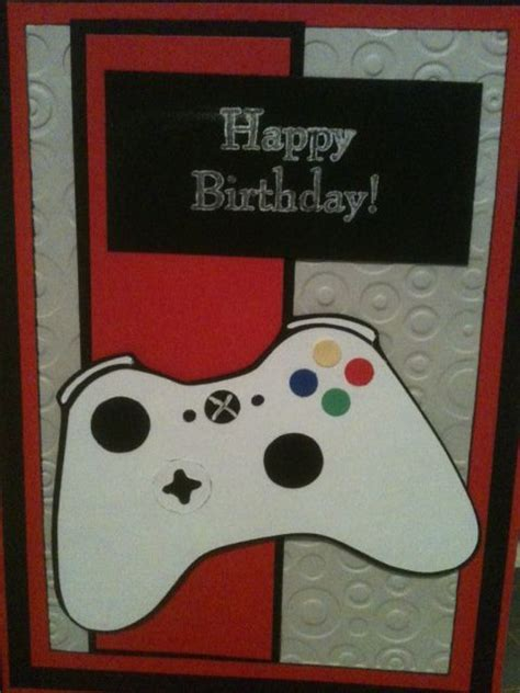 printable birthday cards video games 17 best images about cards more video games on pinterest