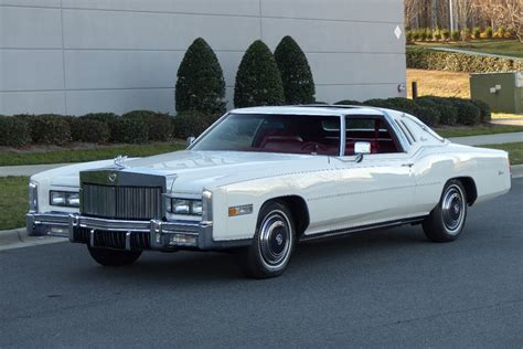 Cadillac Eldorado by 1976 Used Cadillac Eldorado At Hendrick Performance