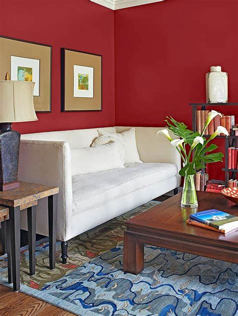 what paint color go with a red sofa what colors go with red decorating color schemes white
