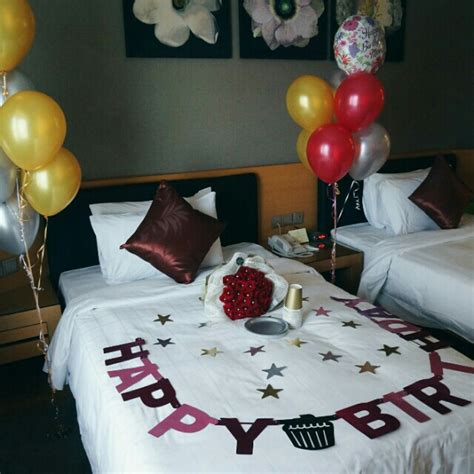 Decorating Hotel Room For Birthday by Day 200 Bobostephanie Dayre