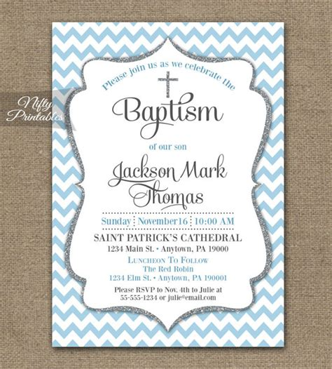 invitation card for baptism of baby boy template 28 baptism invitation design templates psd ai vector
