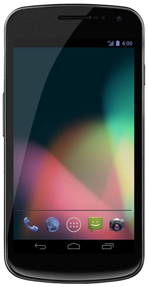 android nexus galaxy nexus