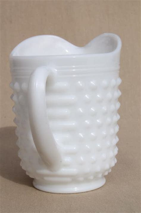 vintage white hobnail milk glass l glass of white milk www imgkid com the image kid has it