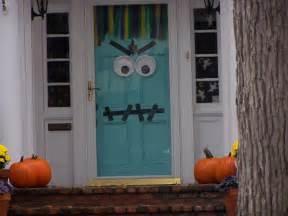 home door decoration heidi s wanderings there s a monster on the door