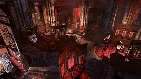 Ps4 Doom 4 Basic Digital look at eidos montreal s thief digital trends