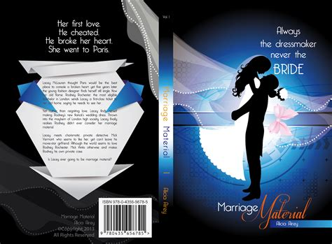 design cover novel book cover design for chic lit novel marriage material