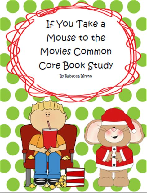 learning with firsties if you take a mouse to the movies