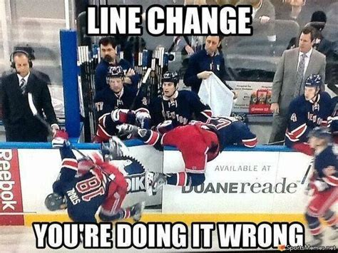 Funny Nhl Memes - hockey injury memes