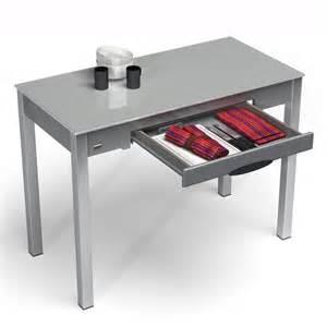 awesome Dimension Meuble De Cuisine #4: table-cuisine-petit-espace-verre-tiroir-tavolina.jpg