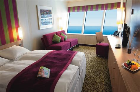 panorama suite aida deck deck 12 vom schiff aidastella aida logitravel de