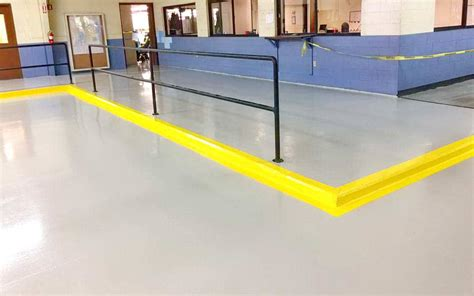 Garage Floor Coating Jacksonville Fl High Performance Epoxy Coating Orts Jacksonville
