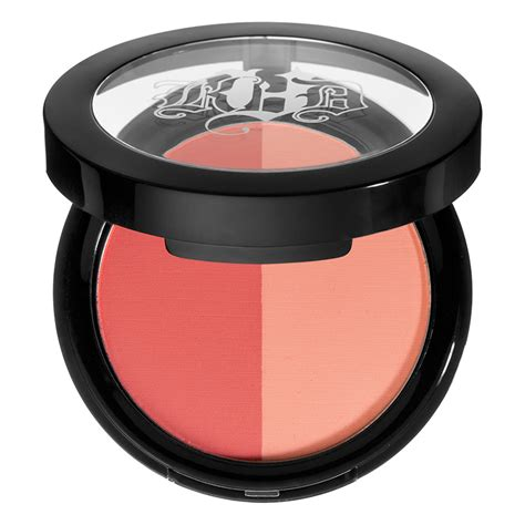 d shade and light blush d shade light two tone blush info swatch and