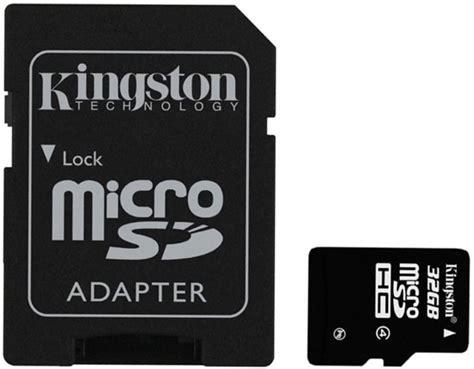 Kingston Micro Sd Geheugenkaarten Bol Kingston 32gb Microsdhc Geheugenkaart