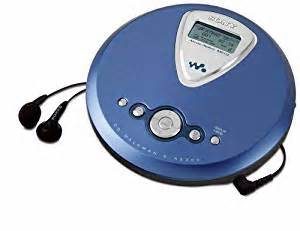 Vintage Blue Kitchen Accessories - sony d ne300 blue atrac mp3 cd walkman amazon co uk audio amp hifi