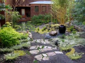 modern zen garden design photograph description this mode