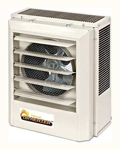 dr infrared heater heavy duty electric fan unit heater