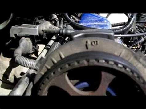 cam belt replacement 1995 volkswagen cabriolet distributor timing 1 8 8v engine code acc english captions youtube