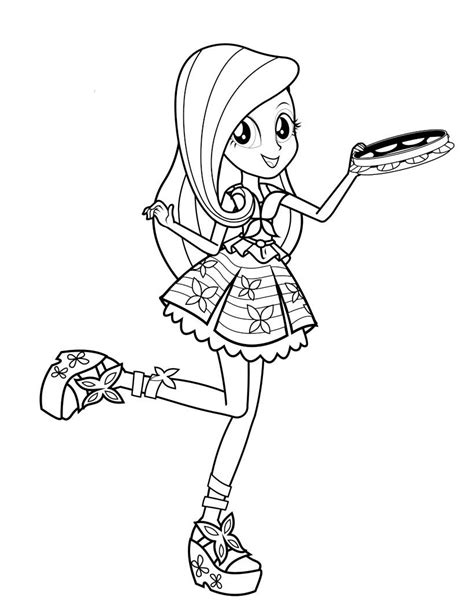 my little pony sirens coloring pages mu 241 ecas para colorear pintar e imprimir