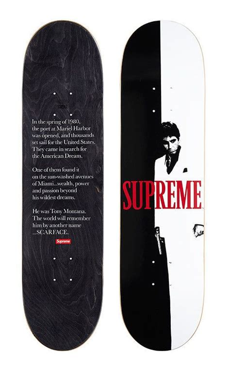 supreme skate best 25 supreme skateboard deck ideas on
